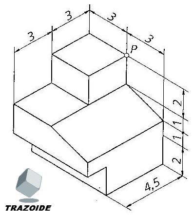 Dibujo Isometrico Acotado